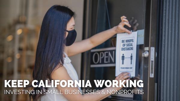 Keep California Working