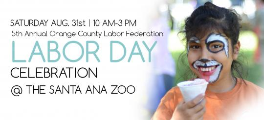 Annual OC Labor Fed Celebration