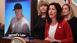Jarrod's Law AB 920 Press Conference