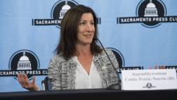 Cottie Petrie-Norris  Sacramento Press Club Coverage